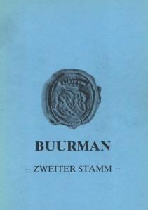 Buurman - Zweiter Stamm